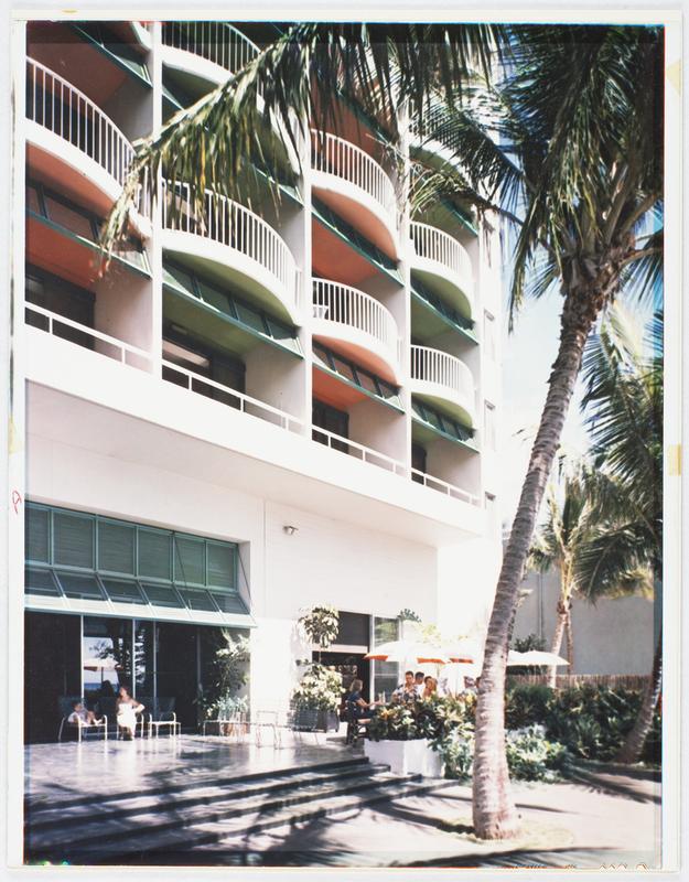 Matson Co.: Surfrider Hotel