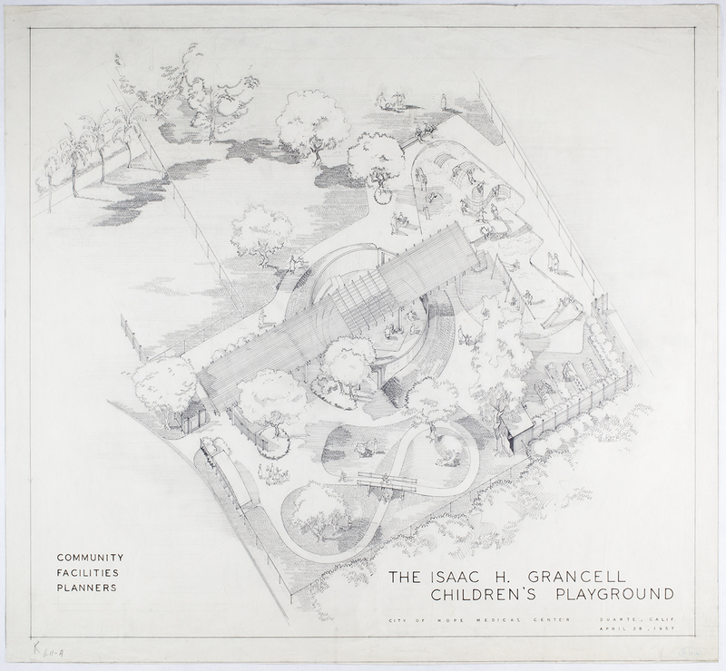 City of Hope Medical Center's Children's Playground