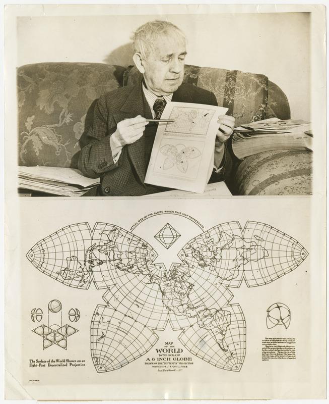 Butterfly Map Company brochure