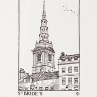Twenty Drawings of Sir Christopher Wren's Churches