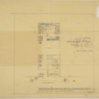 General landscape plan for the Heath Ceramics factory