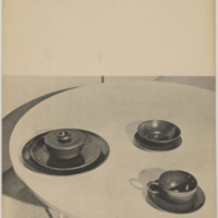 <em>Useful Objects for the Home</em>, Museum of Modern Art, NY, exhibition program
