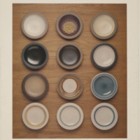 'From the Earth: Plates, Cups, Bowls by Heath', brochure