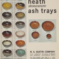 Ashtray Brochure