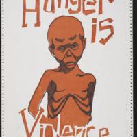 Hunger is Violence