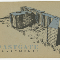 MIT Graduate School Housing, Eastgate Apartments