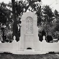 Emmick Memorial, Cypress Lawn Cemetery