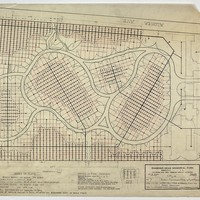 Diamond Head Memorial Park Pipe & Plot Plan
