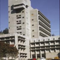 UC Berkeley: Wurster Hall
