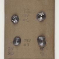Glaze test tile for Design Craft