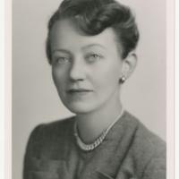 Catherine Bauer Wurster portrait