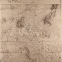Plan of Canberra, Australia