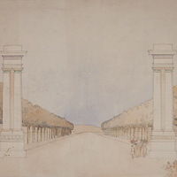 Proposed Entry to Sunol Water Temple