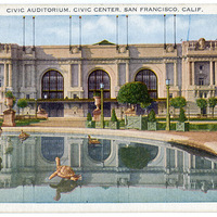 Civic Auditorium, Civic Center, San Francisco