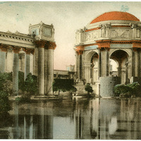 Palace of Fine Arts, Panama Pacific International Exhibition
