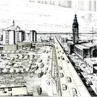 Plan for the Embarcadero Freeway