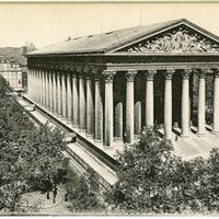 Paris - La Madeleine; Magdalen Church