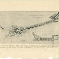 Plan of San Francisco Civic Center
