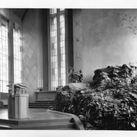 Altar Rock at First Congregational
