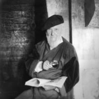Bernard Maybeck portrait