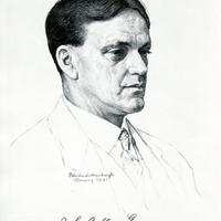 John William Gregg Portrait