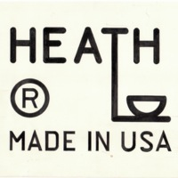 Heath Ceramics trademark logo