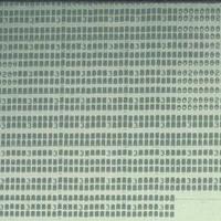 Data map, close detail