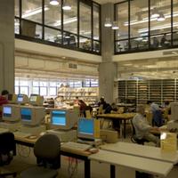 CED Library Atrium