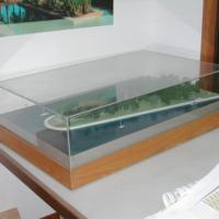 National Peace Garden Site Model