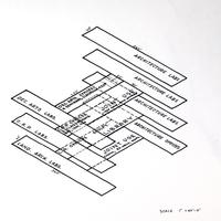 Wurster Hall, schematic diagram