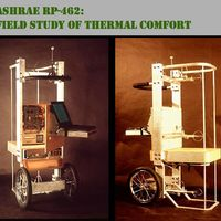 Center for the Built Environment  updated cart <br />