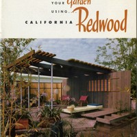 Ideas for Your Garden Using California Redwood