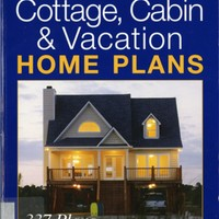 Cottage, Cabin & Vacation Home Plans: 337 plans