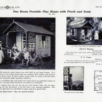 Portable Houses as Constructed by Hodgson