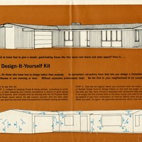 Design it Yourself House Kit