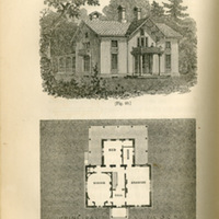Cottage Residences; or, a series of designs for rural cottages and cottage villas, and their gardens and grounds