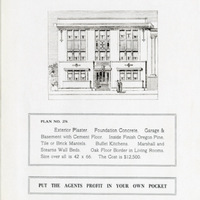 National Plans for Apartments, Flats, Residences, Bungalows and Cottages designed by National Architectural & Engineering Company