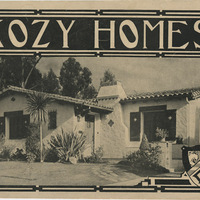 Kozy Homes: a selection of artistic little houses ...