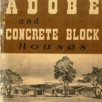 How to Build Adobe and Concrete Block Houses