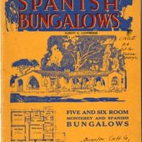 New Spanish Bungalows