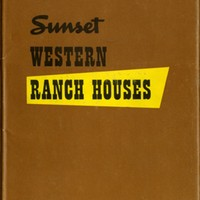 Sunset Western Ranch Houses