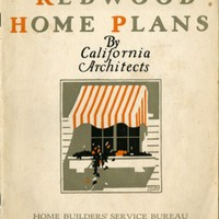 Redwood Home Plans by California Architects
