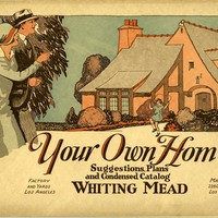 Your Own Home: [suggestions, plans and condensed catalog]
