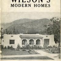 Wilson's Modern Homes