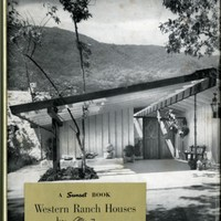 A Sunset Book of Western Ranch Houses
