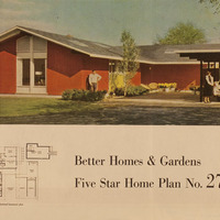 Better Homes & Gardens Five Star Home Plan No. 2709
