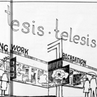 Telesis &quot;Space for Living&quot; exhibit at the San Francisco Museum of Art book <br />