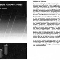 Wurster Hall: ventilation<br />