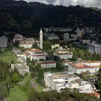 University of California, Berkeley: aerial view<br />