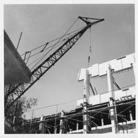 Wurster Hall Construction